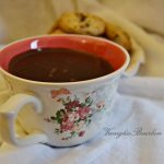 Cioccolata calda in tazza homemade